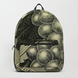 OUR NATIVE GRAPE. THE GENEVA 1893 Backpack