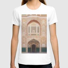 Amber Fort Door  T-shirt