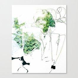 Selbstverständnis Canvas Print