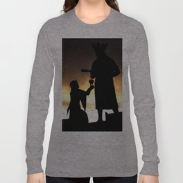 Offering to Earth Long Sleeve T-shirt