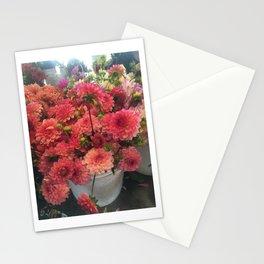 Dahlia Love Stationery Cards