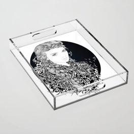 Freedom Acrylic Tray