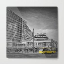BERLIN City-West Metal Print