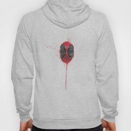 The Emptiness of Masks - Dead pool Hoody