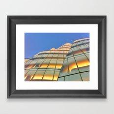 IAC 1 Framed Art Print