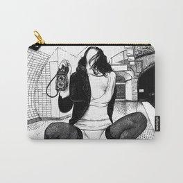 asc 584 - Une Américaine à Paris (My 4th of July in Paris) Carry-All Pouch
