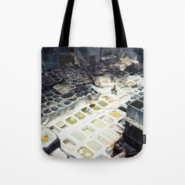 tanneries Tote Bag