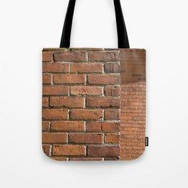 Exposed Brick Tote Bag