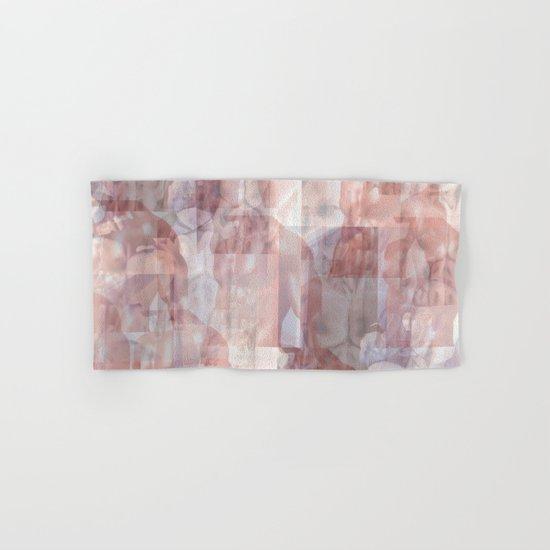 Collage Hand & Bath Towel