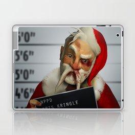 Kris Kringle: The 2 hours & 45 Minutes Before Christmas Laptop & iPad Skin