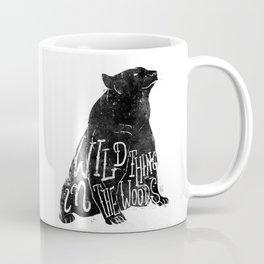 Wild Thing in the Woods Coffee Mug