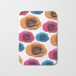 Smell the Roses Bath Mat