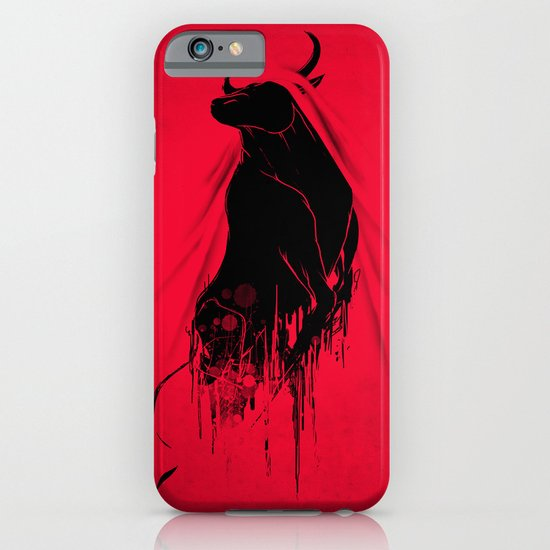 Revenge Of The Toro iPhone & iPod Case