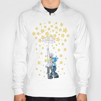 dmmd Hoodies featuring DMMd :: The stars are falling by Thais Magnta Canha