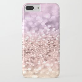 Rose Gold Blush Purple MERMAID Girls Glitter #1 #shiny #decor #art #society6 iPhone Case