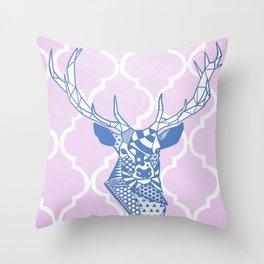 Deerest Throw Pillow