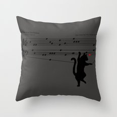 The Reddot Sonata Throw Pillow