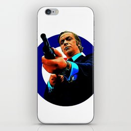 get carter iPhone Skin