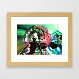 the Star Sea  Framed Art Print