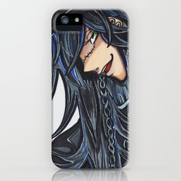 The Undertaker (Black Butler) iPhone Case