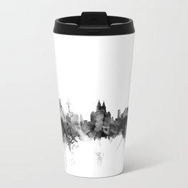 Liverpool England Skyline Travel Mug