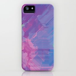 Glitchy 2 iPhone Case