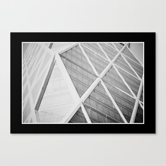 NY.Skyscraper II Canvas Print