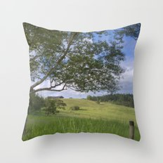 Kuranda Panorama Throw Pillow