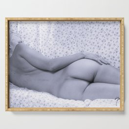 Julie Darling 0798  | Nude Nue SurXposed Serving Tray