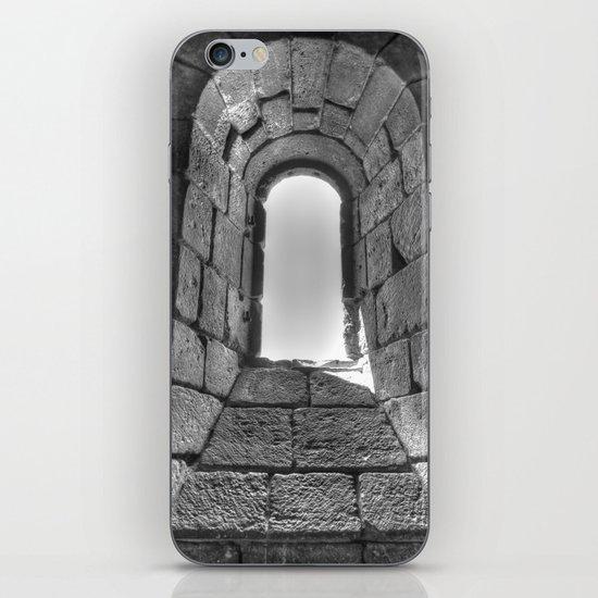 Medieval Window iPhone & iPod Skin