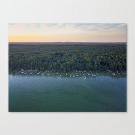 Cottage Grove Canvas Print
