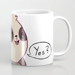 Not so sure sloth Coffee Mug