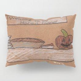 Thanksgiving Dessert Pillow Sham