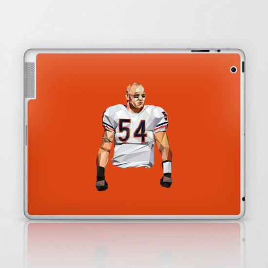 Geometric Urlacher Laptop & iPad Skin