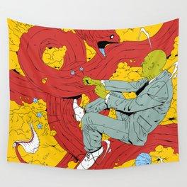 HVMR Wall Tapestry