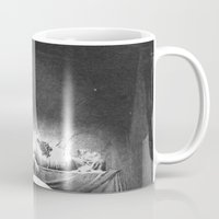 joy division Mugs featuring Joy Division - Closer by NICEALB