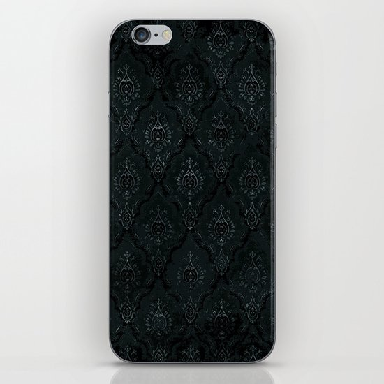 Victorian Onyx iPhone & iPod Skin