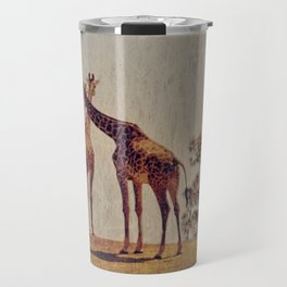 Giraffe Story Travel Mug