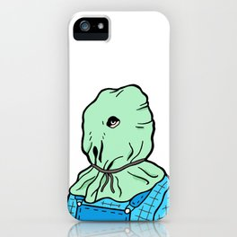 Jason Voorhees part 2 iPhone Case