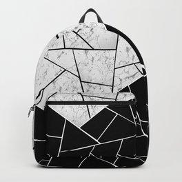 Yin Yang Marble Geometric Glam #1 #geo #decor #art #society6 Backpack