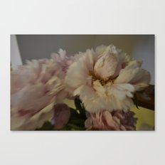 Coming At You Isn't It? Canvas Print