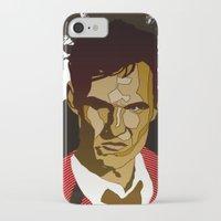 true detective iPhone & iPod Cases featuring True Detective by Vito Fabrizio Brugnola