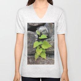 Little plant Unisex V-Neck