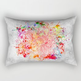 Mandala - Vandal Rectangular Pillow