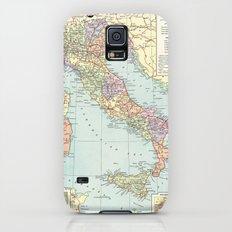 Vintage Italy Galaxy S5 Slim Case