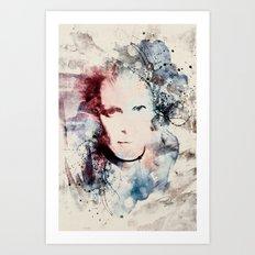 Me I Art Print