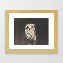 Outsider Framed Art Print