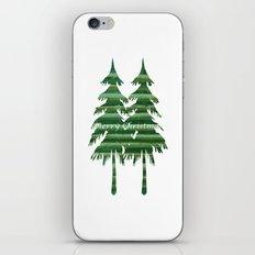 Happy Holiday - Holidaze iPhone & iPod Skin
