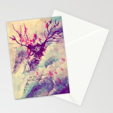 the sky is beautiful Stationery Cards