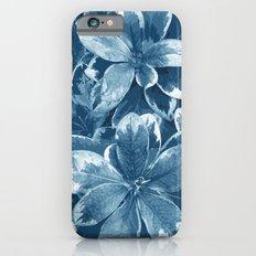 My blue leaves iPhone 6s Slim Case
